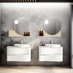 Onda  05 | Bath shelving | GB GROUP