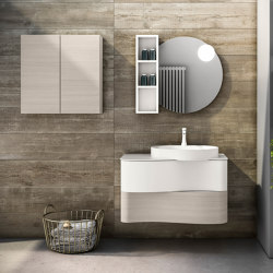 Onda  06 | Wall cabinets | GB GROUP
