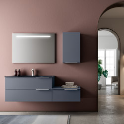 Uniq System 03 | Wall cabinets | GB GROUP