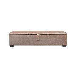 Torino Bed Bench | Poufs | MACAZZ LIVING INTERIORS