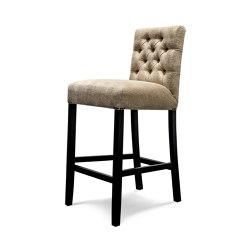 Venice BC Capiton | Bar stools | MACAZZ LIVING INTERIORS