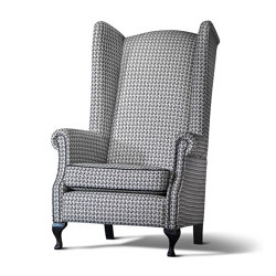 King | Armchairs | MACAZZ LIVING INTERIORS