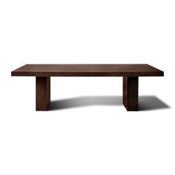 Calvin   Dining tables   MACAZZ LIVING INTERIORS