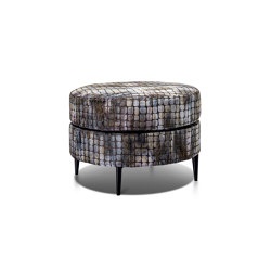 Lily | Pouf | MACAZZ LIVING INTERIORS