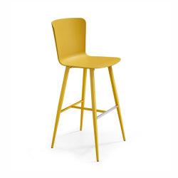 Calla S75 M PP | Bar stools | Midj