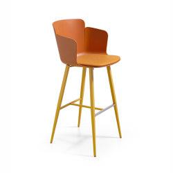 Calla P75 M PP | Bar stools | Midj