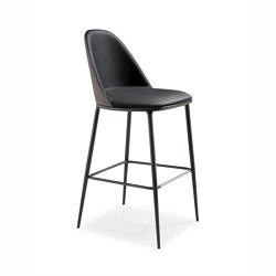 Lea H75 | Bar stools | Midj