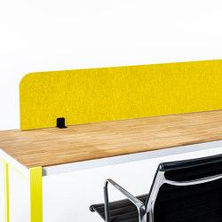 BuzziTripl Desk | Table accessories | BuzziSpace