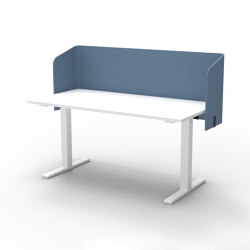 BuzziTripl Wrap Desk | Table equipment | BuzziSpace
