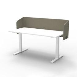 BuzziTripl Wrap Desk | Accessoires de table | BuzziSpace