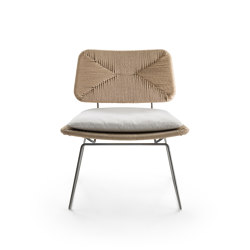 Echoes Armchair | Armchairs | Flexform