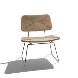 Echoes Outdoor armchair | Armchairs | Flexform