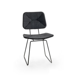 Echoes Dining Chair | Sillas | Flexform