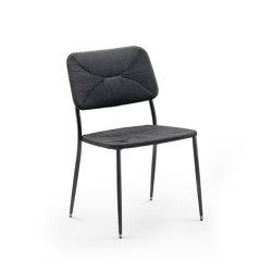 First Steps Dining Chair | Sillas | Flexform