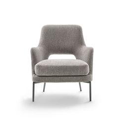 Joyce Armchair | Armchairs | Flexform