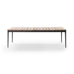 Pico Outdoor Table   Dining tables   Flexform