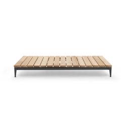 Pico Outdoor side tables | Coffee tables | Flexform