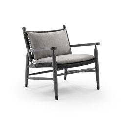 Tessa Outdoor | Armchairs | Flexform