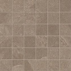 Ubik Walnut Mosaico | Ceramic tiles | Keope