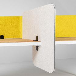 BuzziTripl Desk Split | Table accessories | BuzziSpace