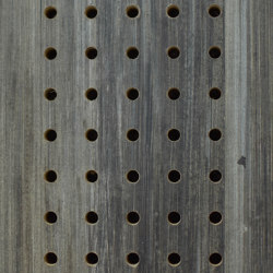 Acoustic | Perforated 5/16-R | Wall veneers | FibandCo