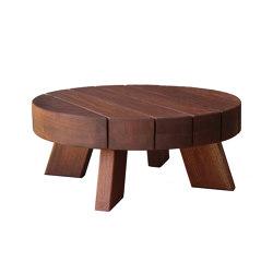 Uli Outdoor Cocktail Table   Tavolini alti   Pfeifer Studio