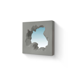 Broken Mirror | Spiegel | Gufram