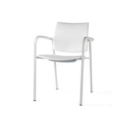 Chaise Bio avec accoudoirs | Chairs | ENEA