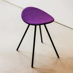 Coma 4L stool | Sgabelli | ENEA