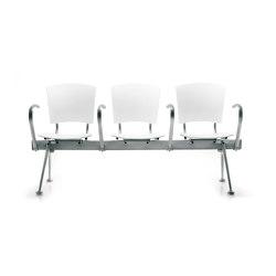Stuhlreihe Eina | Sitzbänke | ENEA