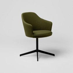 Kaiak confident chair | Chairs | ENEA