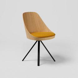 Kaiak spin chair | Chairs | ENEA