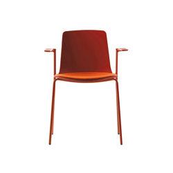 Chaise Lottus avec accoudoirs | Chaises | ENEA