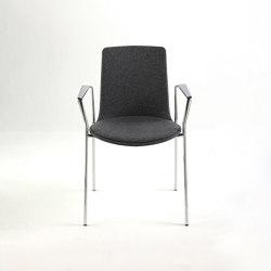 Lottus High armchair | Sedie | ENEA
