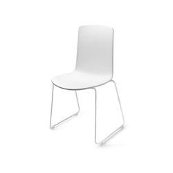 Lottus High sledge chair | Sedie | ENEA