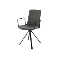 Lottus High spin chair | Sedie | ENEA