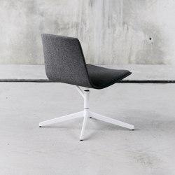 Lottus Lounge 4-Sterne-Fußkreuz   Sessel   ENEA