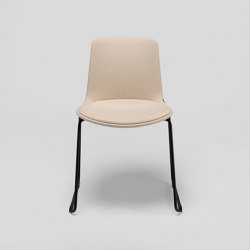 Lottus sledge chair | Sedie | ENEA