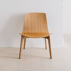 Lottus Wood Lounge | Sessel | ENEA