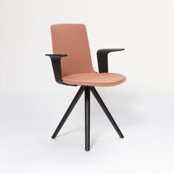 Lottus Wood spin chair   Chairs   ENEA
