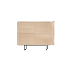 Adara Sideboard / Chest with plain doors | Sideboards | Momocca