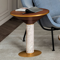Table d'appoint Emma 55x50 | Tables d'appoint | Momocca