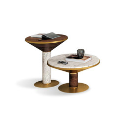 Emma Coffe table / side table 55x50 | Beistelltische | Momocca