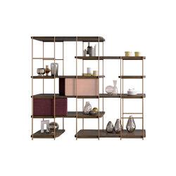 Julia Self-supporting shelves | Shelving | Momocca