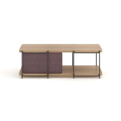 Julia Coffe table with upholstery panel | Coffee tables | Momocca