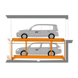 TrendVario 6100+ | Semi automatic parking systems | KLAUS Multiparking