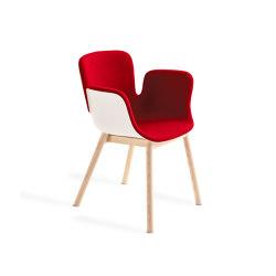 Juli Comfort   Chairs   Cappellini