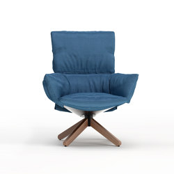 Lud'o Lounge | Armchairs | Cappellini