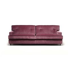 Roma | 3-Seater Sofa | Canapés | Mussi Italy