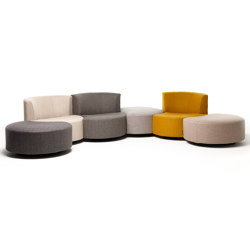 Sedutalonga | Modular Elements | Sofas | Mussi Italy